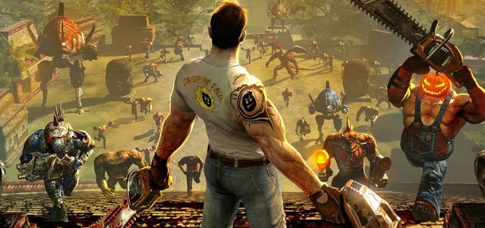 Serious Sam Classics: Revolution покинула ранний доступ Steam