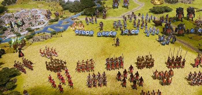Геймплейный трейлер стратегии Fantasy General 2