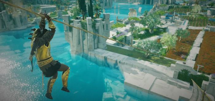 Discovery Tour появится в Assassin's Creed Odyssey в сентябре