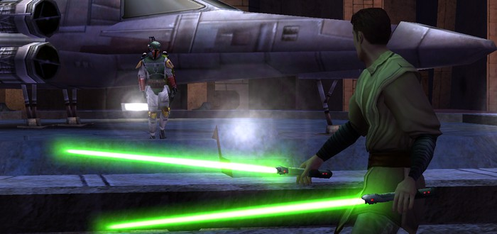 Jedi Outcast и Jedi Academy выйдут на PS4 и Switch