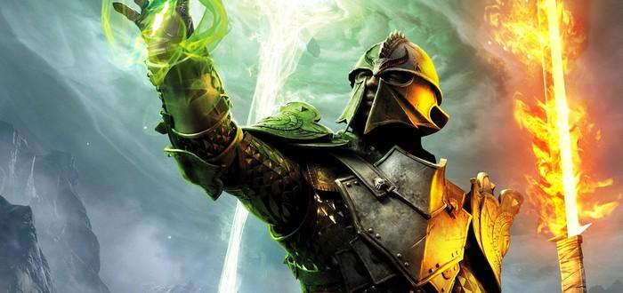 BioWare работает над несколькими секретными тайтлами, Dragon Age 4 в стадии пре-продакшена