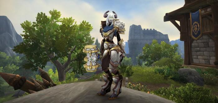Сравнение графики World Of Warcraft: Classic и Battle For Azeroth