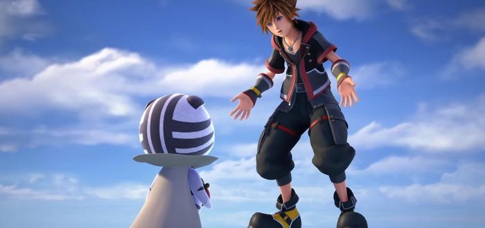 Трейлер дополнения Re Mind для Kingdom Hearts 3