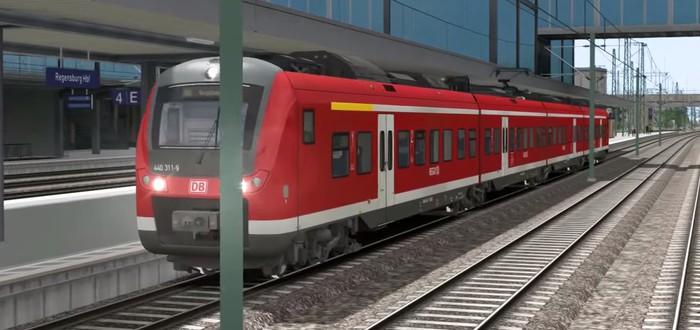 Train Simulator 2020 выйдет в Steam 19 сентября — первый трейлер