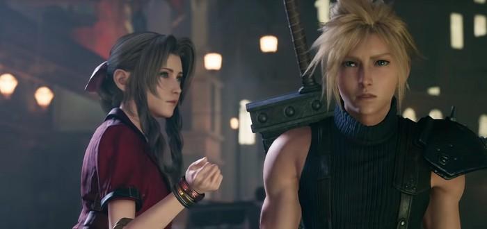 Новый трейлер ремейка Final Fantasy VII покажут на TGS 2019