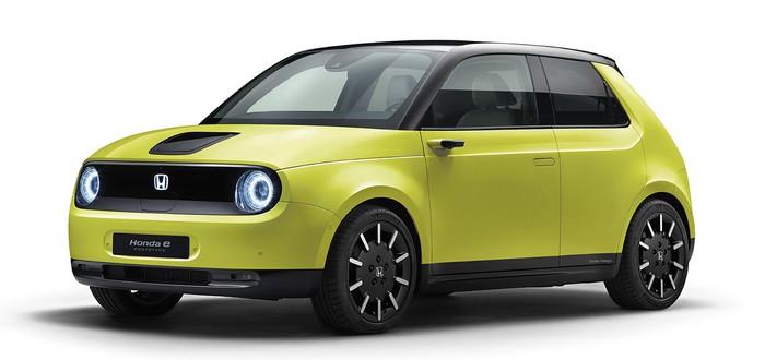 Honda объявила цены на свой электрокар Honda E — продажи стартуют следующим летом