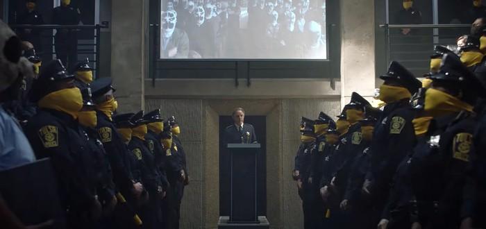 """Фичуретка """"Хранителей"""" от HBO с множеством новых кадров из сериала"""