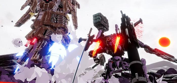 Оценки Daemon X Machina — достойный духовный наследник Armored Core