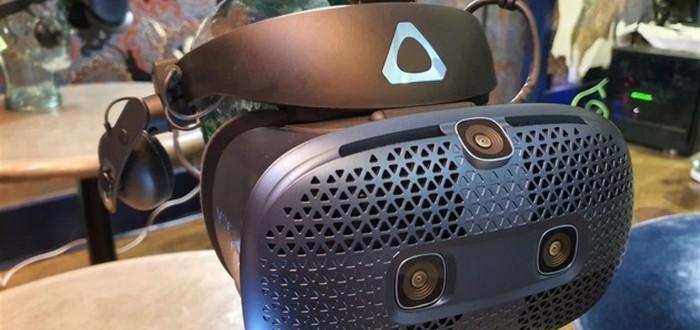 Лучше, удобнее и дешевле. Эксклюзивный взгляд на новый HTC Vive Cosmos