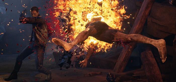 Уничтожение демонов и ангелов в новом трейлере Devil's Hunt