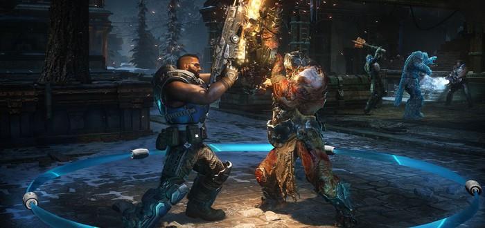 Gears 5 обогнала Fortnite в топе самых популярных игр на Xbox, но в Steam игра не так успешна