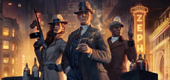 Управление криминальной империей в новом геймплее Empire of Sin от Джона Ромеро