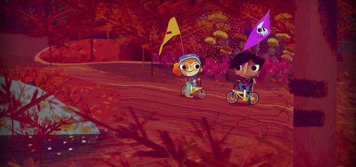 По мотивам Knights and Bikes выйдет анимационный сериал