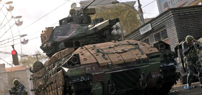 Новый контент для Call of Duty: Modern Warfare будет выходить одновременно на всех платформах