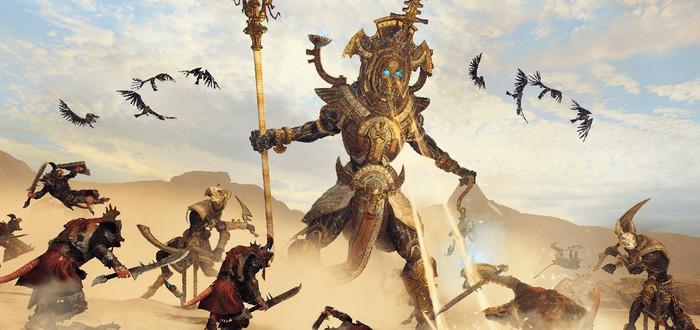Над Total War: Warhammer 3 работает одна из самых больших команд в истории серии