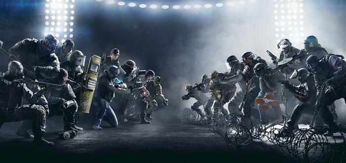 Ubisoft принимает меры в отношении DDoS-атак Rainbow Six Siege