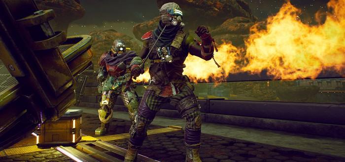Засады, ядовитые животные и много стрельбы в новом геймплее The Outer Worlds
