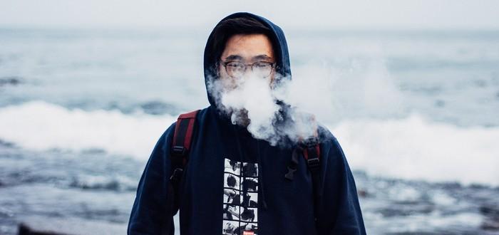 Индия запретила все электронные сигареты, Китай может быть следующим