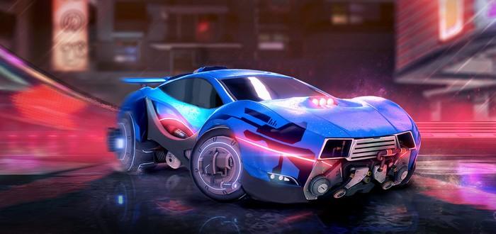 Rocket League подорожала в российском Steam — издание года теперь дешевле обычного