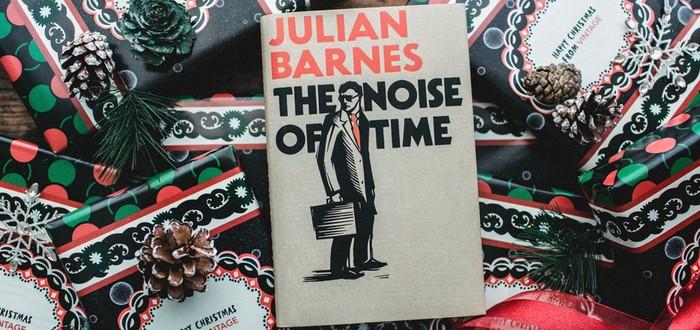 "Sunday Review #15: Роман Джулиана Барнса ""Шум времени"""