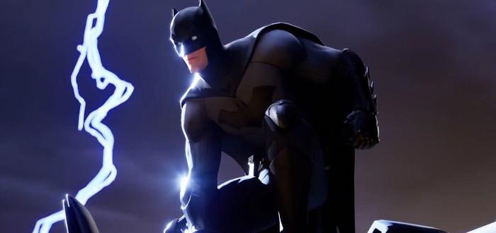 Epic Games анонсировала кроссовер Fortnite и Бэтмена