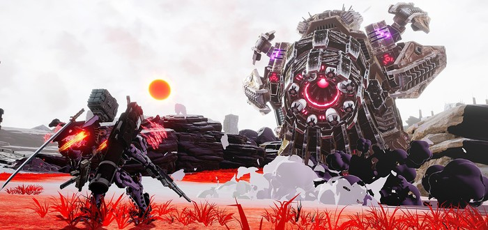 Лязг металла: Обзор Daemon X Machina