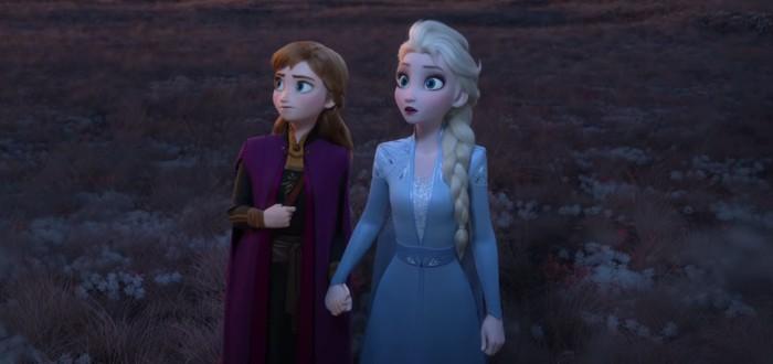 """Второй трейлер анимационного фильма """"Холодное сердце 2"""""""