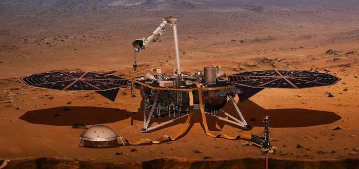 Ученые выяснили, что по ночам магнитное поле Марса начинает пульсировать