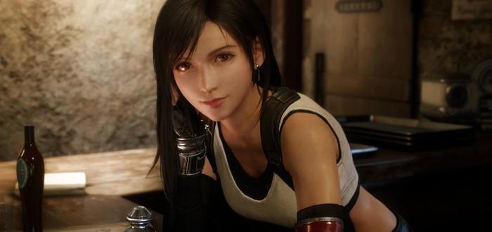 Новый геймплей, скриншоты и бокс-арт ремейка Final Fantasy VII