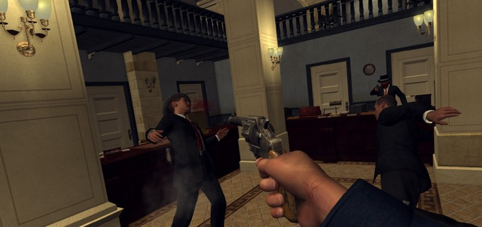 VR-версия L.A. Noire уже доступна на PS4