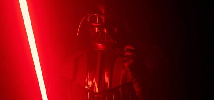 Четырехрукий ранкор против Дарта Вейдера в трейлере Vader Immortal: A Star Wars VR Series - Episode II