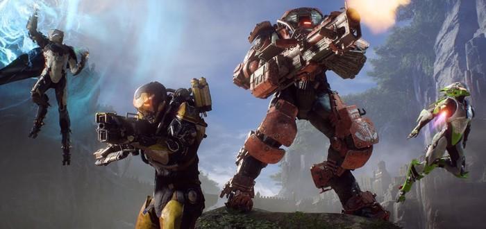 BioWare вернула Катаклизм в Anthem после жалоб, что в игре нечего делать