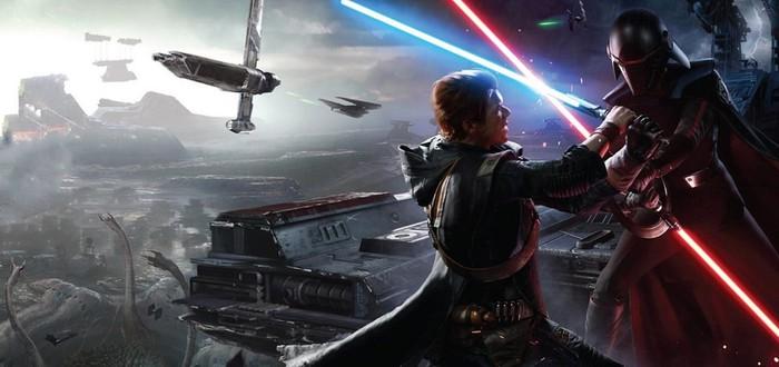 Новый трейлер Star Wars Jedi: Fallen Order