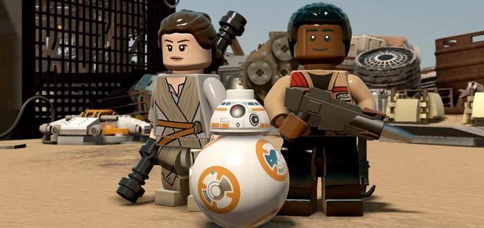 "LEGO представила наборы по ""Мандалорцу"" и ""Скайуокер. Восход"""