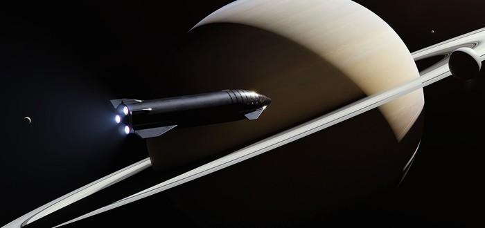 Илон Маск надеется, что Starship выйдет на орбиту через шесть месяцев