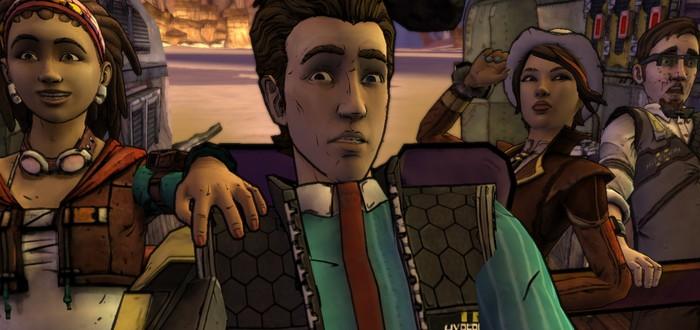 Трой Бейкер не сыграл Риза в Borderlands 3, потому что Gearbox не работает с профсоюзами