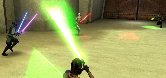 Фанаты работают над многопользовательской интерпретацией Star Wars: Jedi Academy на Unreal Engine 4