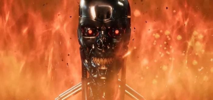 Терминатор в новом трейлере Mortal Kombat 11