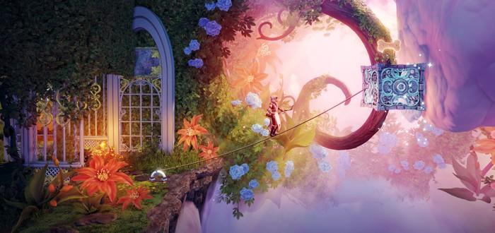 Обзорный геймплейный трейлер Trine 4
