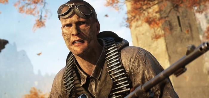 """Трейлер карты """"Метро"""" для Battlefield 5"""