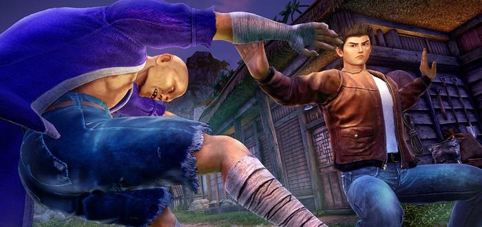 Дамы, казино и безумный босс — новые скриншоты Shenmue 3 из Gameinformer