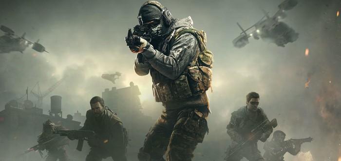 Call of Duty: Mobile загрузили более 20 миллионов раз