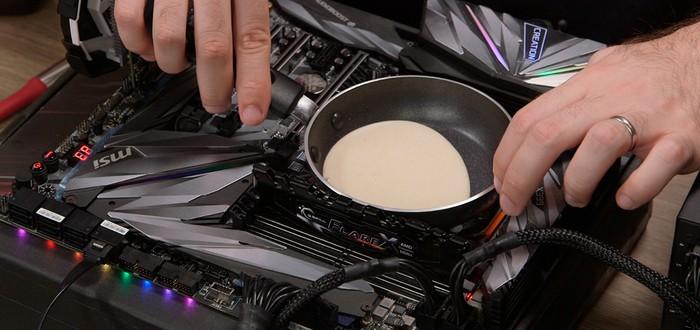 Какой процессор лучше жарит блинчики — битва Intel и AMD