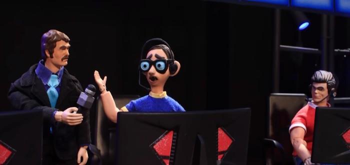 """""""Робоцып"""" высмеивает стереотипы про геймеров в новом скетче по Overwatch"""