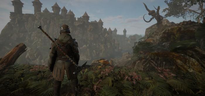 Дебютный трейлер и первые детали Isles of Adalar — фэнтези-RPG в открытом мире