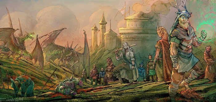 Ведущий дизайнер Ultima Online разрабатывает новую MMO-песочницу