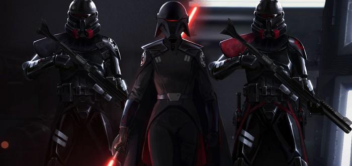 Детали главных врагов Star Wars Jedi: Fallen Order