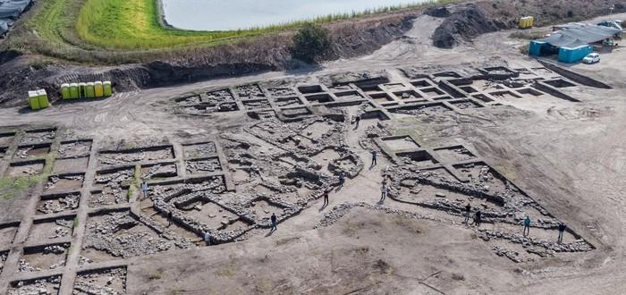 В Израиле обнаружены руины 5000-летнего мегаполиса