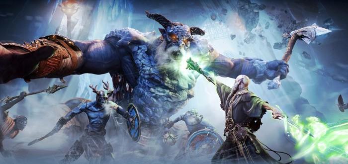 Магическая Скандинавия и кровавые схватки в геймплее Asgard's Wrath