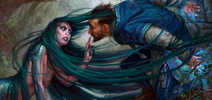 Разговор о Магии: Как московская пара стала иллюстраторами Magic: The Gathering